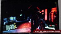 15 Retina MacBook Pro nVidia 750m (Late new) Gaming test - Crysis 3