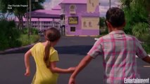 Willem Dafoe, Sean Baker On Mixing Non-Actors & Actors In The Florida Project | Entertainment Weekly