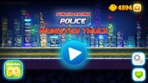 Monster Truck Police Racing CHAPTER 3 Videos Games for Kids - Girls - Baby Android