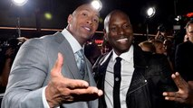 Dwayne Johnson Hits Back at Tyrese Over 'Fast and Furious' Drama and Teases His 'Hobbs' Spinoff