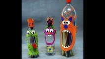 DIY Recycled Plastic Bottles - DIY creative ideas to reuse plastic bottles - part 1