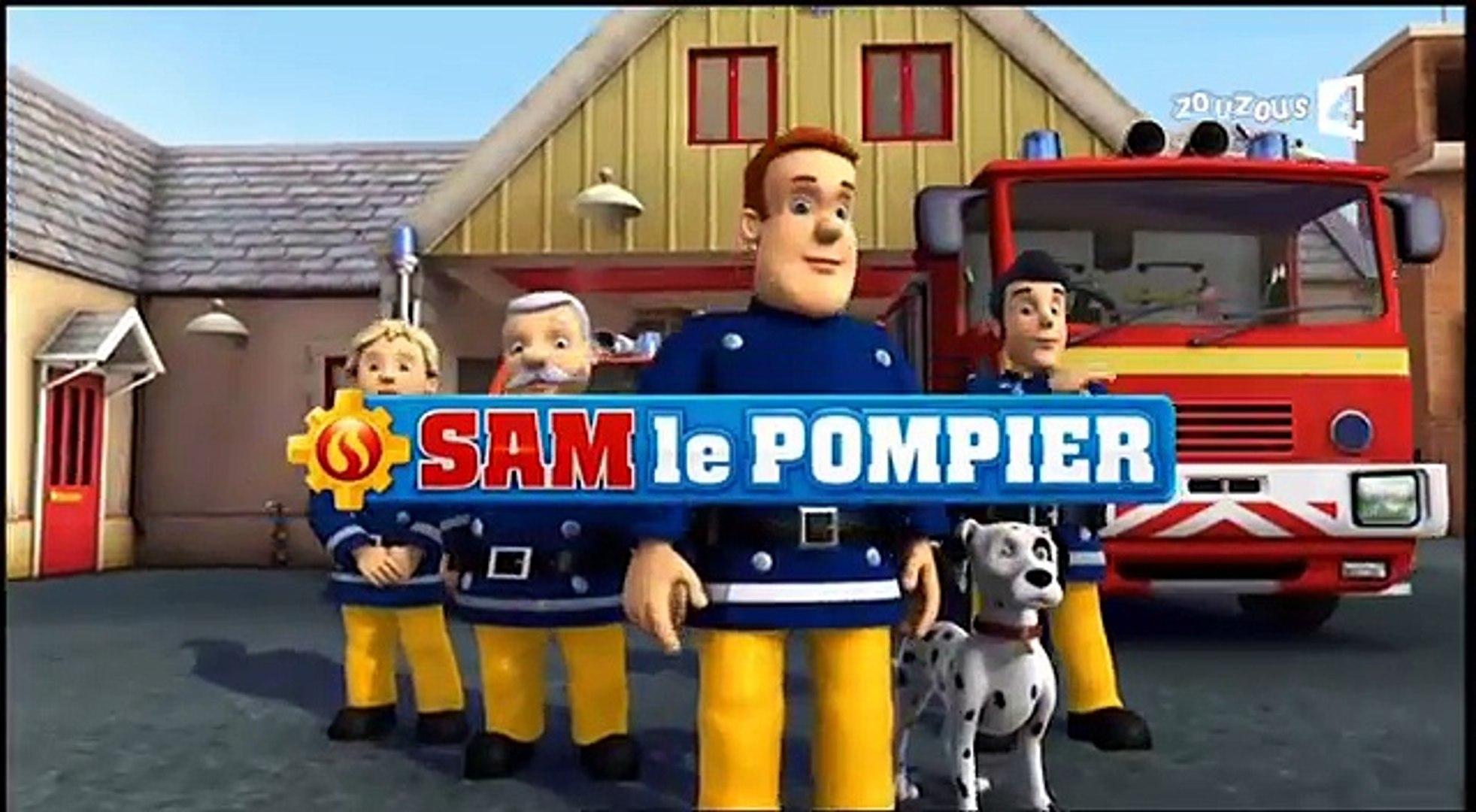 Sam Le Pompier En Francais Et Haute Qualite 4 Episodes Vol 5