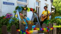 Dirk Scheele - Alles maakt geluid & Een coole rits   Huis-, tuin- en keukenavonturen