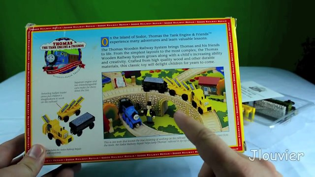 Thomas Wooden Railway Unboxing Rare Toy Trains Destinations Flying Scotsman