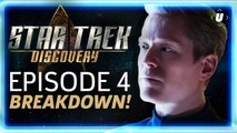 "Star Trek Discovery Episode 4 Breakdown! ""The Butcher's Knife Cares Not For The Lamb's Cry"""