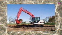 Learning Videos Cars for Kids Transportation sounds Excavator, Streetcar, Motorcycle, Bicycle