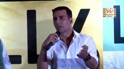 Akshay Kumar Confesses Real Reason For Doing Toilet- Ek Prem Katha   Six Sigma Films