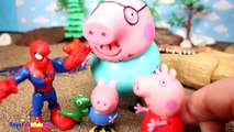 Peppa la Cerdita en español y Dinosaurios para niños✨Videos de Peppa Pig en español/Peppa Pig Videos
