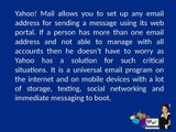 How to Send Mail in all my Accounts and Addresses From Yahoo! Mail?