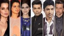 Kangana Ranaut's Sister Rangoli SLAMS Sonam Kapoor, Karan Johar and Farhan Akhtar