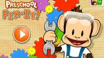 Kids Learn Colors, Numbers with Monkey Preschool - Fun Educational Game for Toddlers