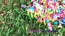 Giant Easter PINATA Filled with Candy Surprise Toys DIY DYE Easter Eggs Family Fun Creative Crafts