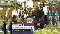Vince Carter Kills ( Insane Dunks !! ) 1995 All American Dunk Contest