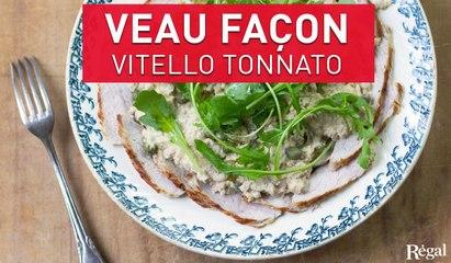 Veau façon Vitello Tonnato | regal.fr