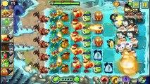 Plants vs Zombies 2: Team Plant Fire Level ups l PvZ walkthrough