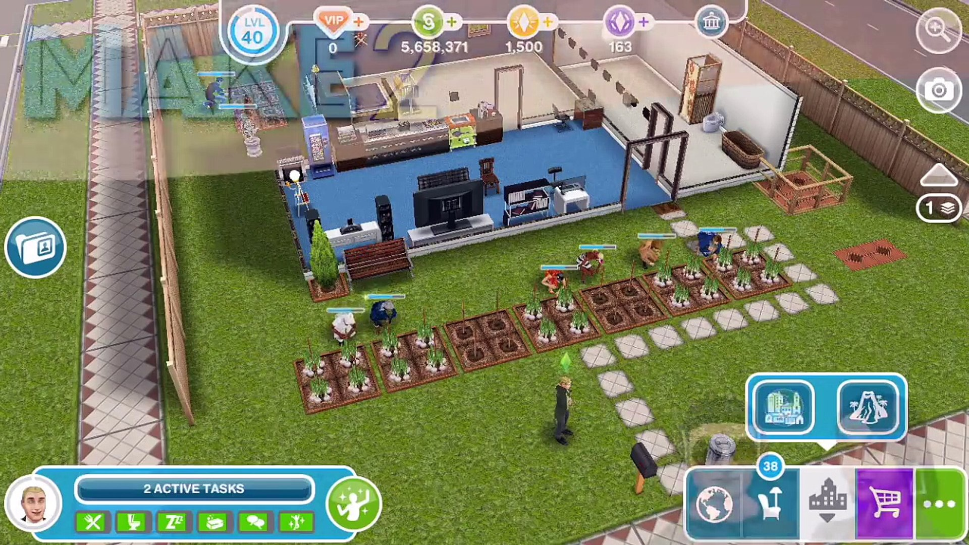 Fantastic Sims Freeplay Extreme Home Takeover Quest Tutorial Walkthrough Download Free Architecture Designs Lectubocepmadebymaigaardcom