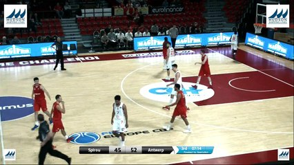 Proximus Spirou Charleroi B - Telenet  Giants Antwerp part 3