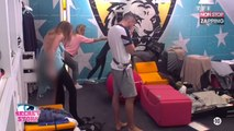 Secret Story 11 : Barbara se met nue devant Benoît, Charlène est folle de rage ! (Vidéo)
