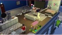 MIRACULOUS LADYBUG: Adrien Beija Marinette Criamos o Adrien (The Sims 4 GamePlay)