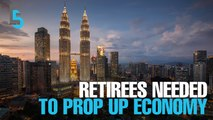 EVENING 5: Retirees wanted