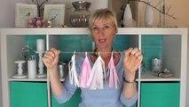 DIY: PomPoms für Party-Deko selber machen | Deko Kitchen