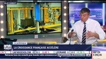 """Nicolas Doze: Économie française: """"on a une croissance de bonne qualité"""" - 06/10"""