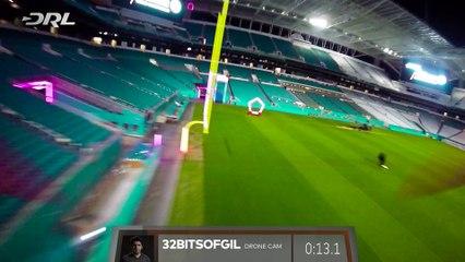 32BitsOfGil, Fastest Lap, Miami | Drone Racing League