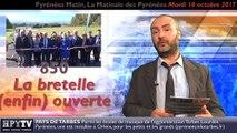 HPyTv Pyrénées | Pyrénées Matin 19 du 10 octobre 2017