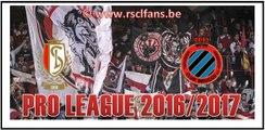 R. Standard C.L. - Club Bruges