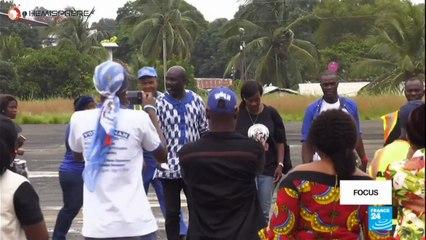 Libéria, dernière ligne droite pour les candidats à l'élection présidentielle