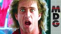 L'Arme Fatale : Mel Gibson + Danny Glover = BADASS !