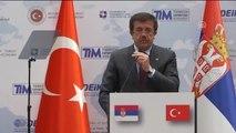 Türkiye-Sırbistan İş Forumu - Nihat Zeybekci