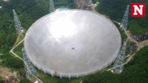 World's biggest radio telescope detects two pulsars during trial run