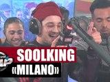 """[EXCLU] Soolking """"Milano"""" #PlanèteRap"""