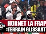 """Hornet La Frappe """"Terrain glissant"""" Feat. Kalash Criminel #PlanèteRap"""