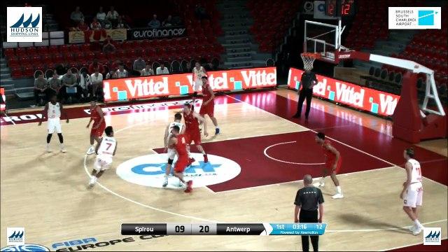 Proximus Spirou Charleroi B - Telenet  Giants Antwerp part 2