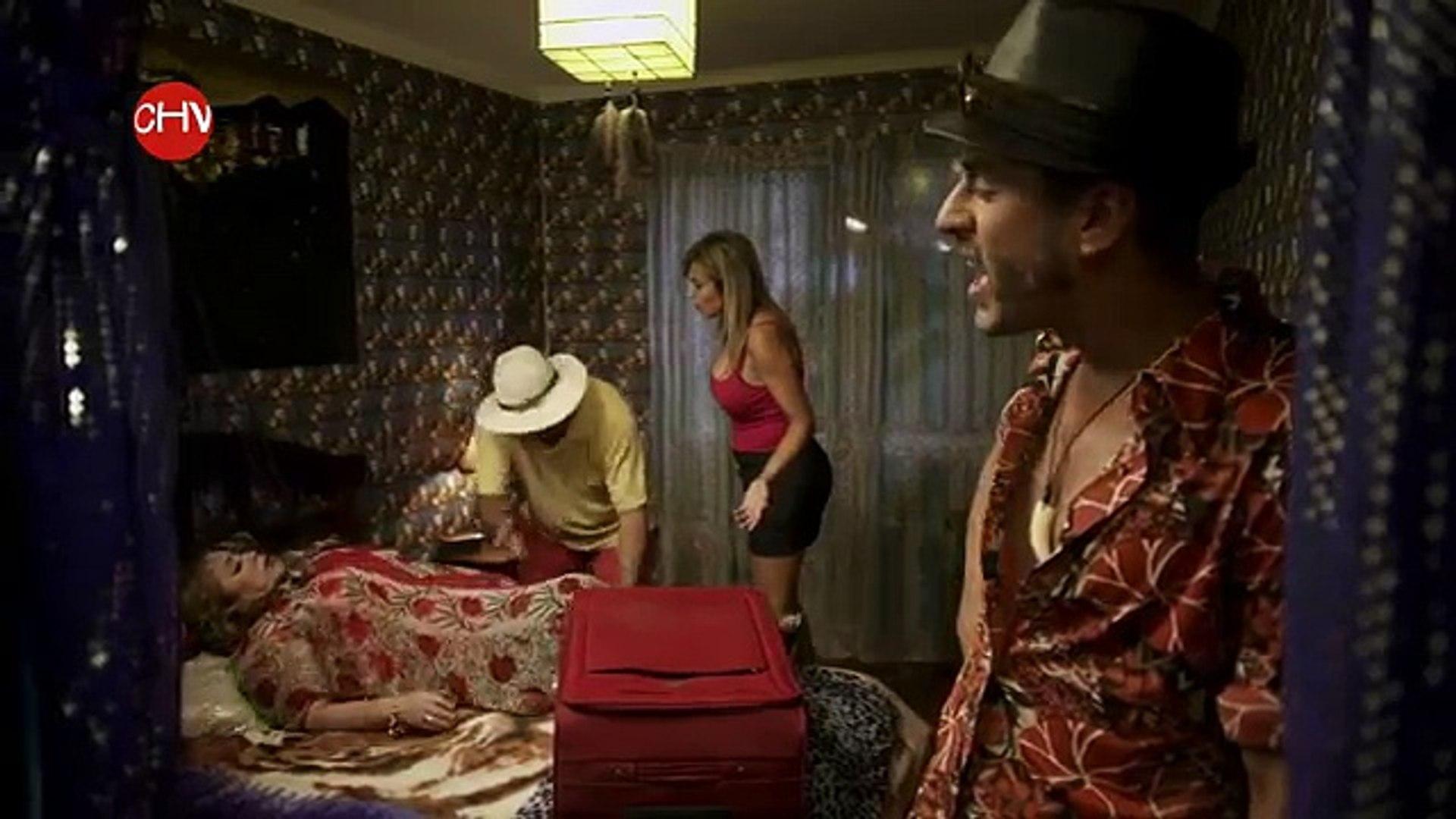 Yamila Reyna en capítulo Champañazo - Infieles - Chilevisión,tv series series comedia acción Full Hd