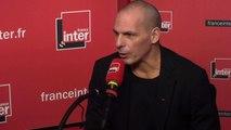 """""""La jeunesse quitte la Grèce"""" Yanis Varoufakis"""