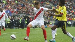 Perú vs. Colombia EN VIVO 10/10/2017 Eliminatorias Rusia 2018