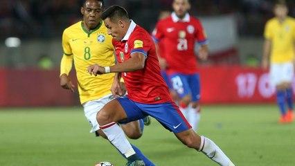 Brasil vs. Chile EN VIVO 10/10/2017 Eliminatorias Rusia 2018