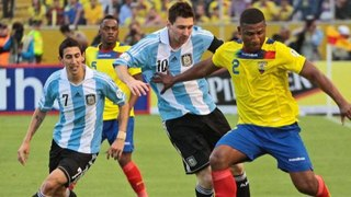 Ecuador vs. Argentina EN VIVO 10/10/2017 Eliminatorias Rusia 2018