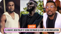 DJ Arafat, Serge Beynaud et Bebi Philip, ça sent la réconciliation