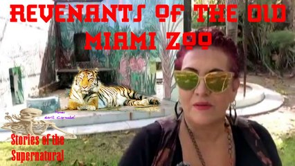 Revenants of the Old Miami Zoo | Stories of the Supernatural