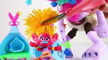 Paw Patrol Skye Fidget Spinner and Trolls Poppy Haircut - LOL Surprise, Hatchimals Pt 3