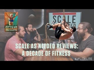 """Scale As Needed Guys Review """"Fittest On Earth: A Decade Of Fitness"""""""
