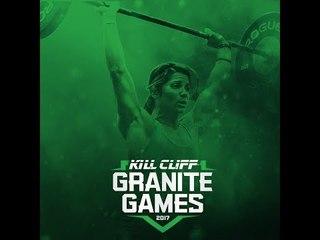 2017 Kill Cliff Granite Games!