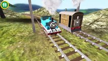 Toby against Thomas! | Thomas & Friends: Go Go Thomas! – Speed Challenge By Budge Studios