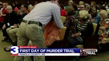 First Responders Give Emotional Testimony in First Day of Jessica Chambers Murder Trial