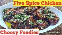 Five Spice chicken    chicken Five Spice   Five Spice Chicken Chilly    Five Spice Chinese