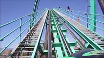 Top 10 Roller Coasters at Six Flags Magic Mountain